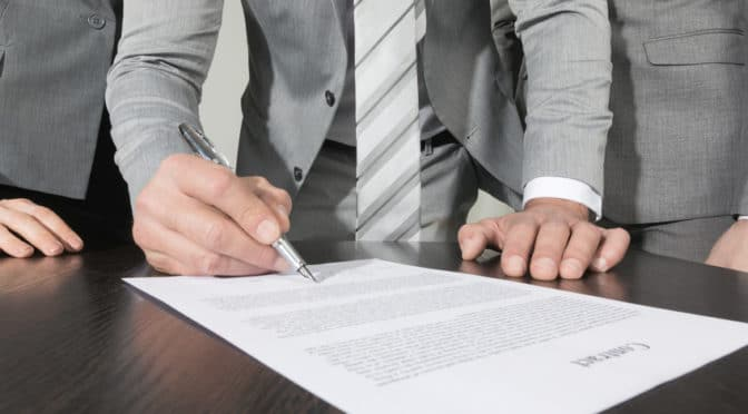 Legal And Formal Requirements For Employment Contracts